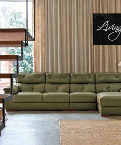 sofa góc nhập khẩu