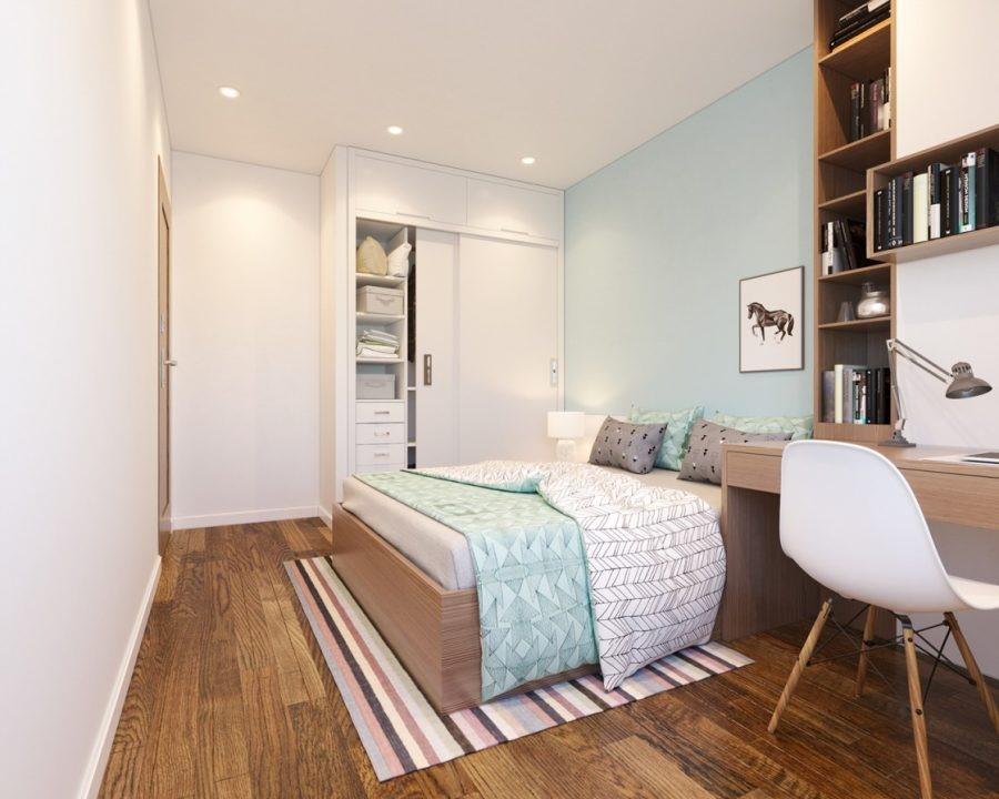 Sử dụng nội thất thông minh giúp tiết kiệm tối đa diện tích
