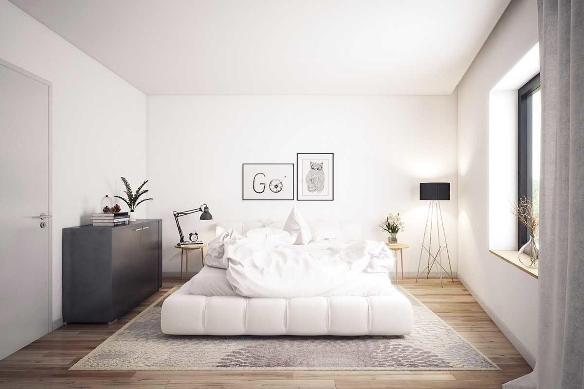 Mẫu nhà Minimalism cho căn hộ chung cư