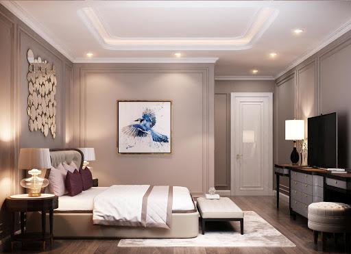 Lựa chọn mẫu giường ngủ phù hợp với không gian