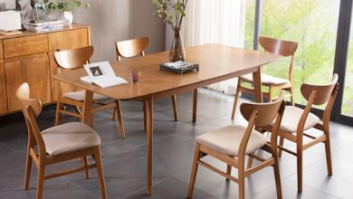 Photo of Sự khác biệt bàn ăn gỗ tự nhiên và gỗ MDF