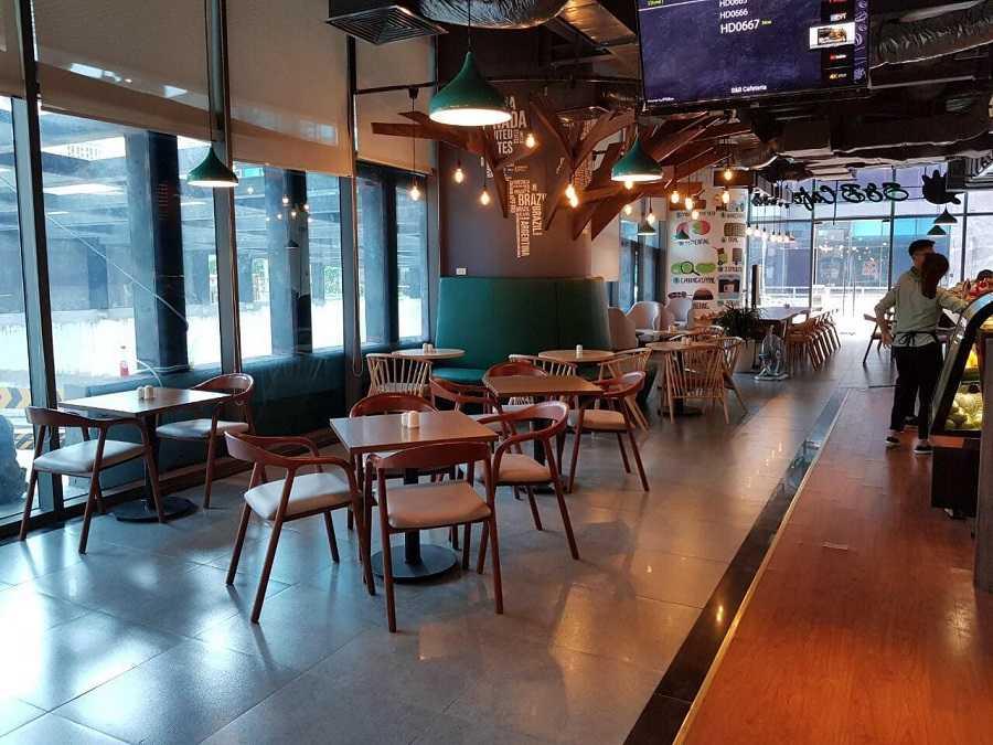Ghế Neva ghế ăn ghế cafe đương đại