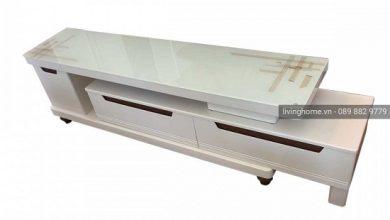 Photo of Top 8 mẫu tủ kệ tivi bằng kính đáng mua nhất Tp.HCM