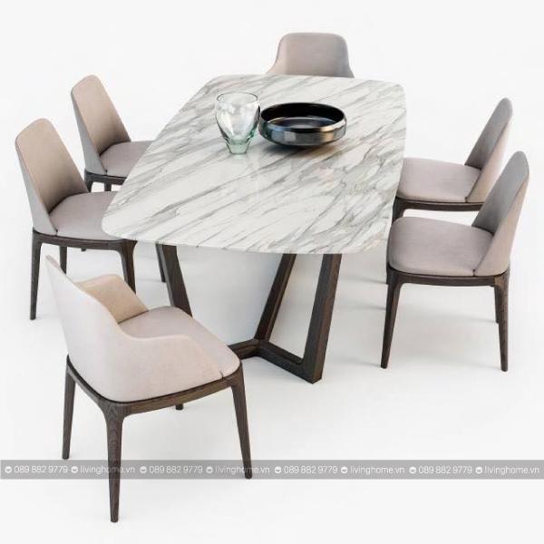 Mua bàn ăn mặt đá Concorde