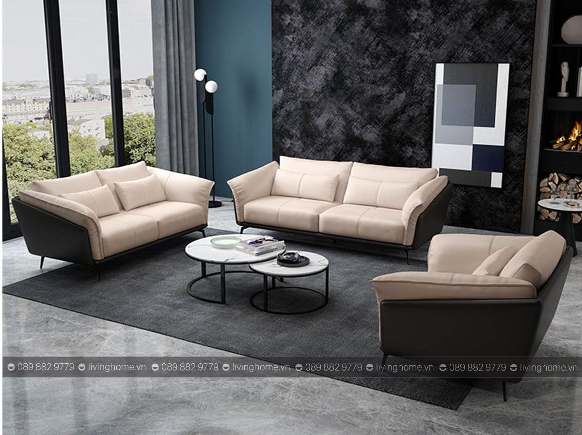 Sofa 1-2-3 nhập khẩu Lanister LVH-9024