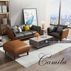 sofa băng camila