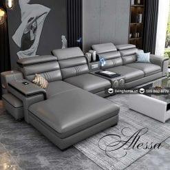 Sofa góc L Alessa