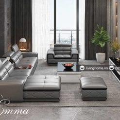 Sofa góc L emma