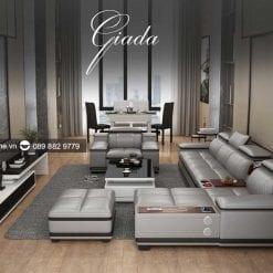 Sofa góc L Giada