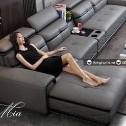 Sofa góc L Mia