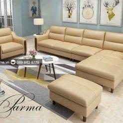 Sofa góc L Parma hiện đại Style Italia